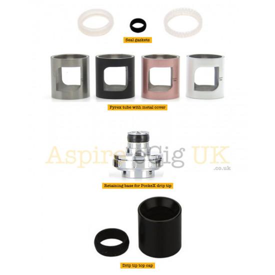 Aspire PockeX Spare Parts