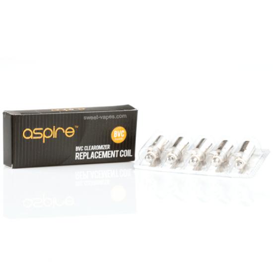 Aspire BVC Coils - 5 Pack